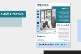 Flyer Templates Word Free Marketing Flyer Template Word Document File Saidi
