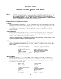 Yearly Contract Templates Letter Format Employment Contract Best Of Employment Contract Form 9