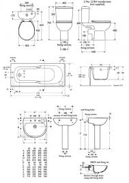 bathroom dimensions. Simple Bathroom Bathroom Dimensions Standard Sink Home Design And  Decorating Extraordinary Inspiration In