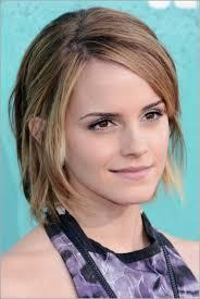 2015 Hollywood Ber Hmtheiten Bob Frisuren Emma Watson
