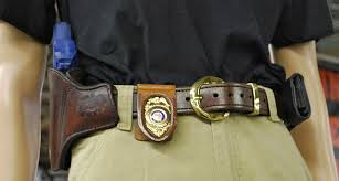 purchase the complete holster system with your custom belt made from the same quality leather as your holster the belt fits the holster belt holes