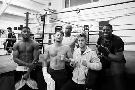 Finchley & district amateur boxing club