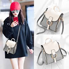 Danjian <b>Shoulder Small</b> Backpack Handbags New 2019 <b>Fashion</b> ...