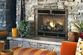 new converting wood burning fireplace to gas or wood burning vs gas fireplace gas vs wood