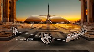 chevrolet chevelle crystal paris day car