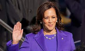 Harris begins her public duties on monday. Meet The New Vice President Of The United States Kamala Harris U S Embassy In The Czech Republic