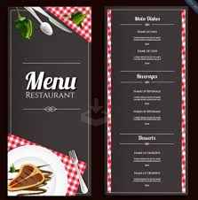 Free Food Menu Template Custom Top 48 Free Restaurant Menu PSD Templates In 48 Colorlib