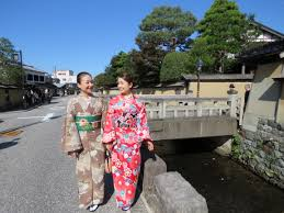A little information about Japanese <b>traditional costume</b>
