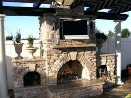 outdoor fireplaces with tv custom outdoor kitchen and fireplace traditional patio st outdoor fireplace kits with