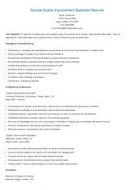 Resources Specialist Resume Technical Support Samples It Examples