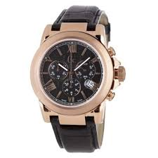guess collection gc b2 class rose gold chronograph watch 42005g1