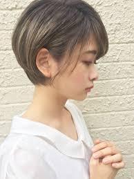 ナチュラル 色気 ショート 秋モリオフロムロンドン成増3号店 玉井千咲