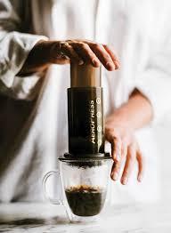 Link to aeropress coffee and espresso maker: Staff Pick Aeropress Coffee And Espresso Maker Trailer Life