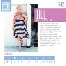 Lola Skirt Size Chart Lularoe Sizing Size Charts Size Guide Lularoe Jenn King