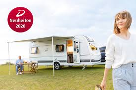Dethleffs Caravans Und Reisemobile Vom Wohnwagen Pionier Ein