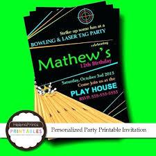 Free Laser Tag Invitation Template Laser Tag Birthday Invitations Onle Party Invitation Free Template