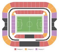 Kaliningrad Stadium Seating Chart Kaliningrad Stadium Tickets And Kaliningrad Stadium Seating