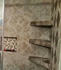 corner shower shelf tile tiled corner shelves built in shower shelving shower corner shelf tile home