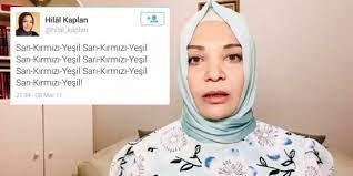 TRT yönetimine giren Hilal Kaplan'ın bu tweet'leri yeniden gündemde