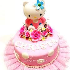 Custom Cake Birthday Cake Hello Kitty Birthday Cake Www