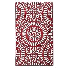 red kitchen rugs turquoise amazing of and rug good looking