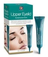 Best eye cream for sagging upper eyelids