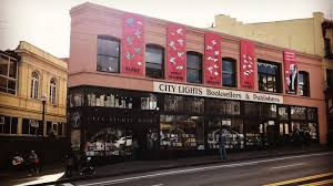 City Lights Bookstore Map San Franciscos Beat Generation Still A Force As Lawrence