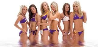 Resultado de imagem para Minnesota Vikings Cheerleaders