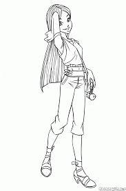 Disegno Di Fata Anime Da Colorare Acolore Com