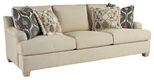 barton sofa transitional sofas by