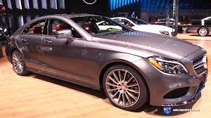 2018 mercedes benz cls550.  cls550 2017 mercedes benz cls class 550 4matic  exterior interior walkaround  detroit auto show youtube to 2018 mercedes benz cls550 e