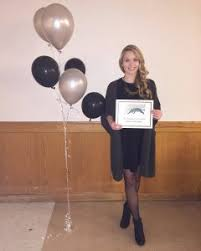 Megan Pearce Honoured by her Team with Dedication Award ...