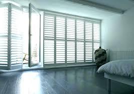 Decorative Shutters Indoor Interior Window Wood Inte