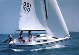 Sailboat Comparison Chart Precision Boat Works P 18 Sailboat