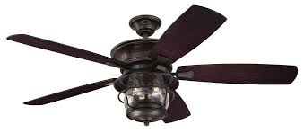 outdoor ceiling fans with lights. Westinghouse Brentford Three-Light 52-Inch Five-Blade Indoor/Outdoor Ceiling Fan, Aged Walnut Finish Outdoor Fans With Lights F