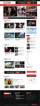 Online Newspaper Template Online Newspaper Template Newspaper Template For Adobe Indesign Cs 15