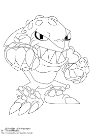 Skylander Coloring Pages Printable Coloring Pages Printable Draw
