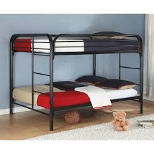 ... Modern Kids Bedroom Interior Decorating Design Ideas With Aspace Bunk  Beds : Enchanting Red Comforter Bunk ...
