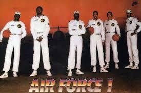 <b>Nike Air Force</b> 1 — полная история легендарной модели <b>кроссовок</b>