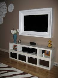 Wall Mounted Tv Frame Tv Frames For Wall Mounted Tvs Its All Furnitures