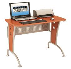 Wood and metal computer desk Worldmarket Rta8338jpg Ebay Wood And Metal Desk