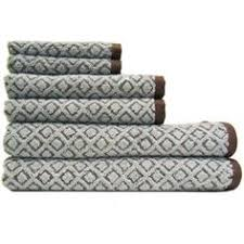 better homes and gardens towels. Fine Homes Better Homes And Gardens Kendo Extra Absorbent 6Piece Towel Set Chocolate  Brown Beige Throughout And Towels G