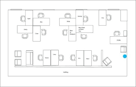 office layouts examples. Office Layout Ideas 5 Highly Efficient Layouts Regarding Small  Examples Idea Open