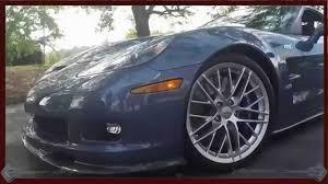 2011 Corvette ZR1 3ZR - YouTube