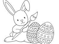 Easter Coloring Pages For Kids Crazy Little Projects Best 15 Idea