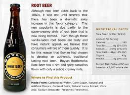 not only is their root beer amazing they also have a regular birch beer and a creamy red birch beer both also amazing