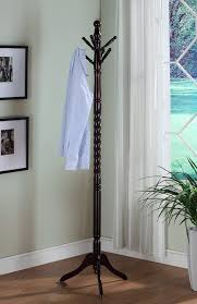 Solid Wood Coat Rack Amazon Dark Mahogany Solid Wood Coat Rack Office Products 35