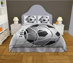soccer bedding set designs