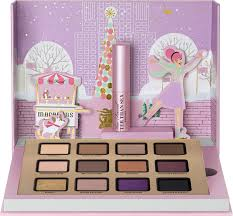 unwrapping the new too faced scented holiday palettes