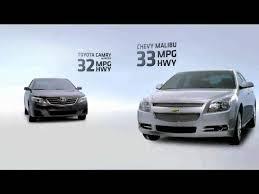 Chevy Fuel Economy - YouTube